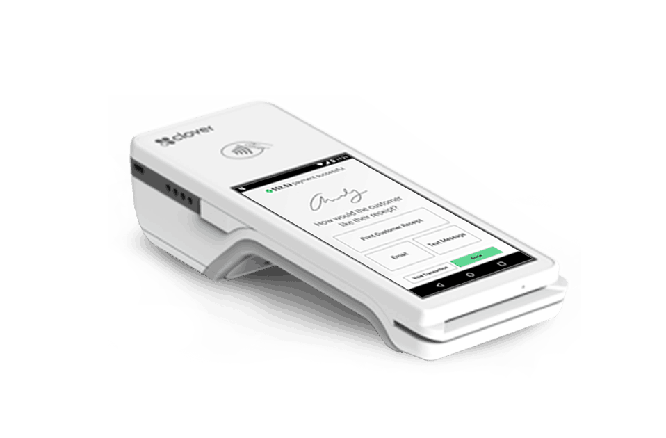 Clover Flex- Handheld payment solution
