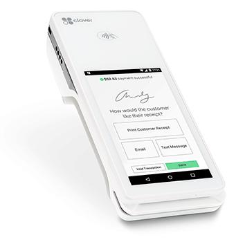 Clover Flex- Handheld payment solution