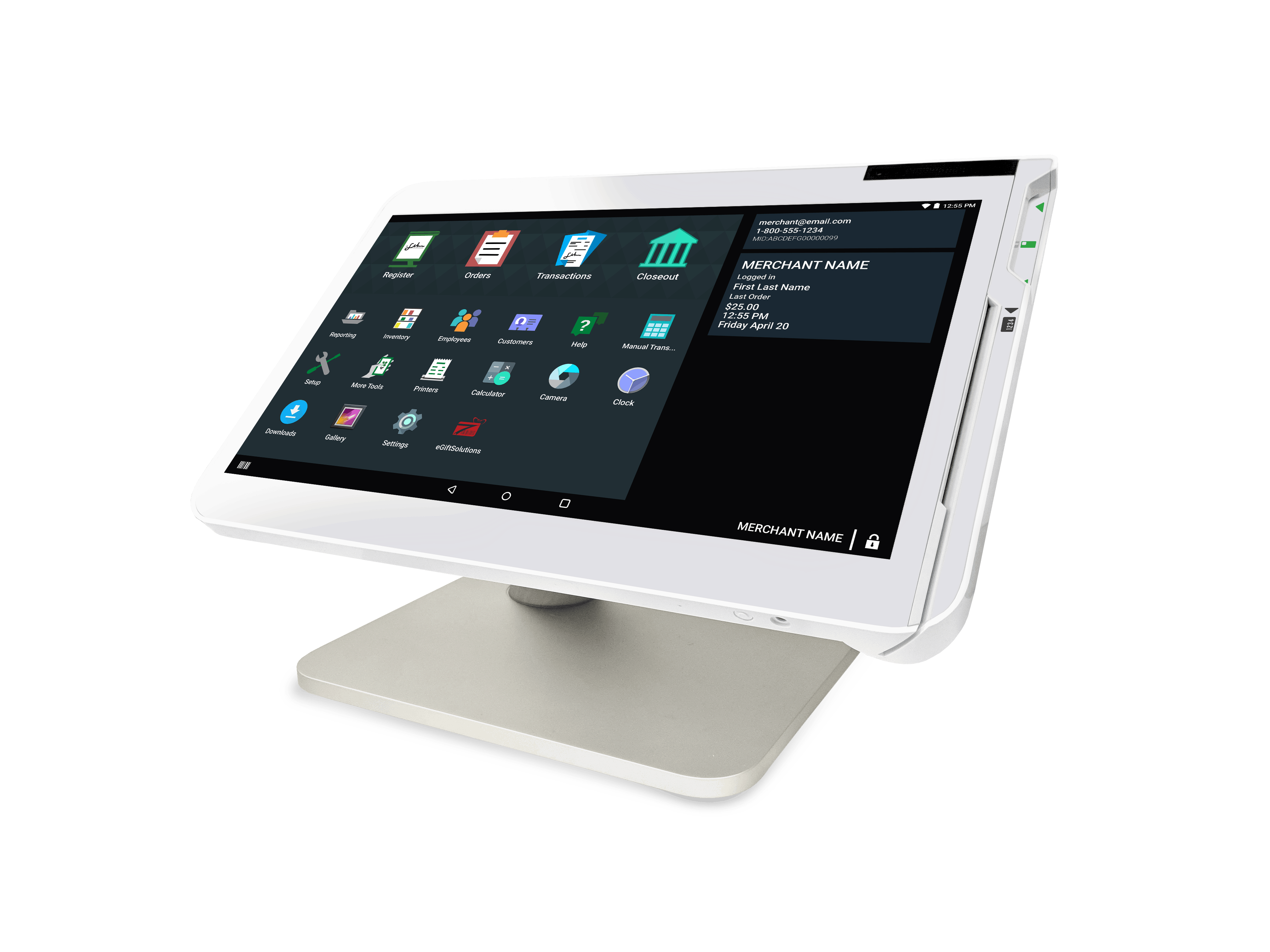 Picture of Clover POS System